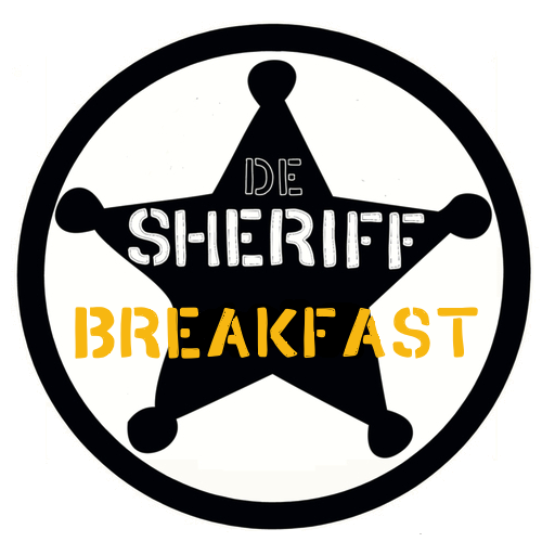 SHERIFF Breakfast yellow 500x500 square