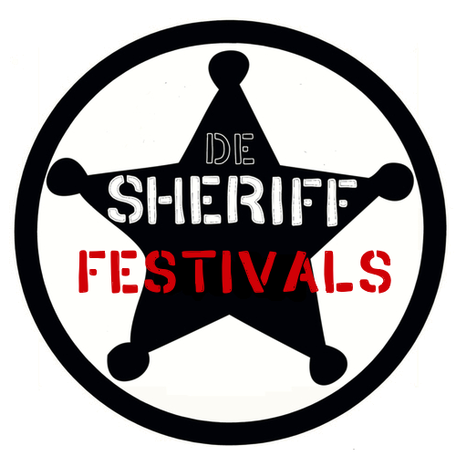 SHERIFF Festivals red 500x500 square